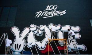 100 thieves voting