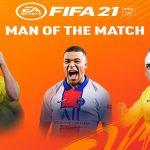 Mbappé lidera la nueva tanda de MOTM europeas (Champions + Europa League)