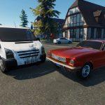 Truck Driver recibe DLC de lugares ocultos y sistema de daños gratis en Nintendo Switch