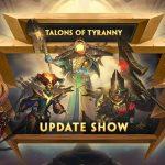 La actualización 8.3 de Smite Talons of Tyranny agrega Heroes of the Wild Battle Pass, nuevas máscaras y más