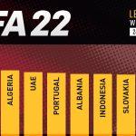Informe de la encuesta de votación de las 22 ligas de FIFA – 3 de marzo – FIFPlay