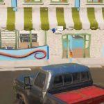 Fortnite: cómo conducir desde Durrr Burger hasta Pizza Pit sin salir de un vehículo