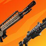 La escopeta táctica de Fortnite y el rifle de infantería no serán saltados