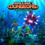 ¡Anunciamos el nuevo contenido descargable de Minecraft Dungeons Hidden Depths: lindos limos y nuevos desafíos!