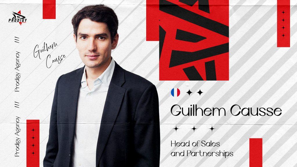 Guilhem Causse Prodigy Agency