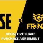 ESE Entertainment adquiere la empresa europea de medios de deportes electrónicos Frenzy