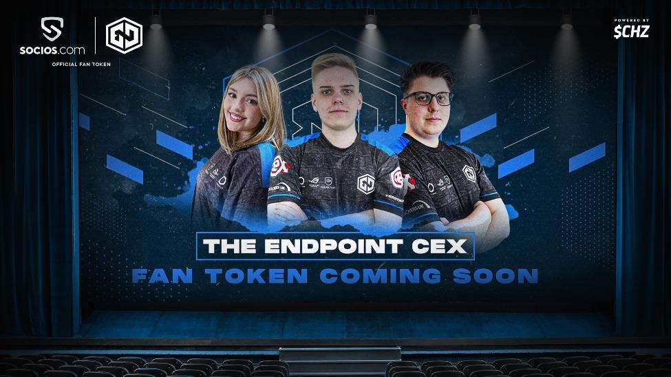 Endpoint CeX x Socios