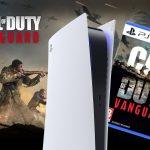 Estas son las actualizaciones exclusivas de Call of Duty: Vanguard en PS5